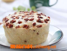 果蔬百科红枣玉米发糕